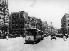 Bombay, early 1900s via @Sushanth Daliparthi