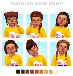286 Best The Sims 4 || Toddler Custom Content images in 2019