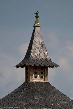 Pigeonnier à Frejeville - Lieu dit 'Le rouch' -  Tarn  dept. - Midi-Pyrénées région, France