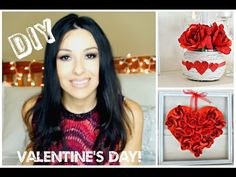 DIY Valentine's Day Luxury Decor - Framed Love Letters - Part 2! - Gift Ideas - Dollar Haul