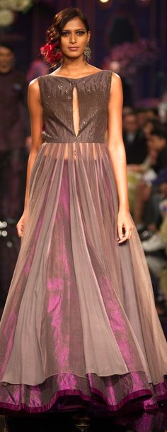 *{ Manish Malhotra Fall/Winter 2014-15 }*