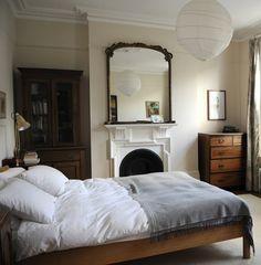 Une chambre chaleureuse où il ferait bon paresser!