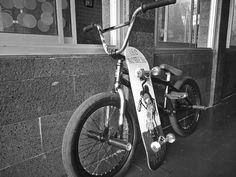 I Ride #khebike #bmx #toymachine #skateboard