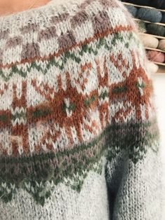 Mitt restegarnprosjekt - SKAPPEL - Se video og oppskrift her Knitting Charts, Knitting Patterns Free, Knit Patterns, Fair Isle Knitting, Knitting Yarn, Hand Knitting, Knitting Designs, Knitting Projects, Etnic Pattern