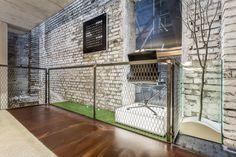 Neudoerfler Showroom, Salzburg Stylish Office, Salzburg, Offices, Showroom, Garage Doors, Outdoor Decor, Inspiration, Furniture, Beautiful