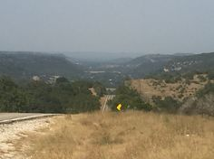 Texas hill country highway