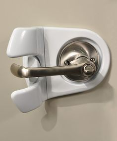 Home Safe Lever Handle Lock - Set of Two & vertical blind safety clips - Google Search | Baby safety proofing ... pezcame.com