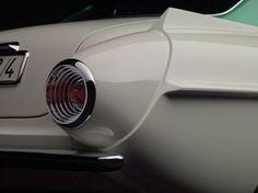 design-dautore.com 1956 Aston Martin DB 2-4 MkII Supersonic by Ghia #cardesign