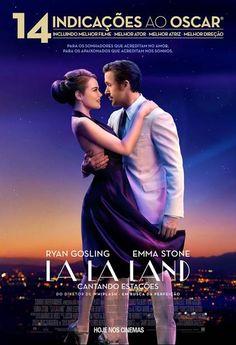 Um filme de Damien Chazelle com Ryan Gosling, Emma Stone, John Legend, J.K. Simmons. Ao chegar em Los Angeles o pianista de jazz Sebastian (Ryan Gosling) conhece a atriz iniciante Mia (Emma Stone) e os dois se apaixonam perdidamente. E...