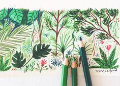 Sketchbook   Nina Cosford