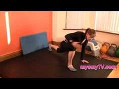 Glute Activation and Hip Mobility Drill