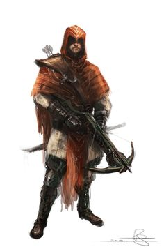 m Ranger rpg d&d Fantasy Male, Fantasy Armor, Medieval Fantasy, Dark Fantasy, Character Concept, Character Art, Concept Art, Character Design, Character Ideas