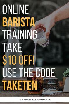 For Coffee Lovers Coffee Shop Branding, Coffee Shop Menu, Coffee Shops, Coffee Lovers, How To Make Coffee, Making Coffee, Coffee Course, Barista Training, Best Iced Coffee