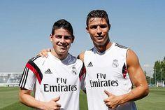 James y Ronaldo una pareja de lujo en el Real Madrid, Deportes - Semana.com