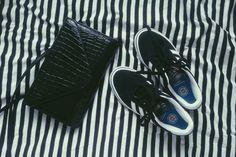 outlet store 3dc5e 5d8ce Black Adidas baby