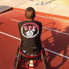 Steven sportin the SPP Logo!