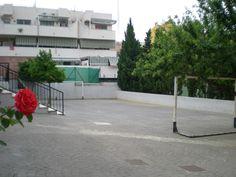 CEIP Gregorio Marañon ( La Cala del Moral) pista de futbol