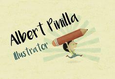 Albert Pinilla illustrator
