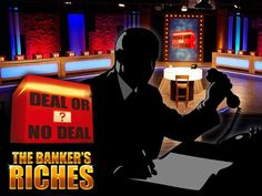 The end of the #DealorNoDeal arcade style slot can be arrived at two different ways: 1) the player can accept the bankers offer or 2) all bankers offers are rejected and the player is paid the amount hidden in the initial box picked. Know more: http://www.slotreviewonline.com/2012/02/deal-or-no-deal-at-meccabingo/