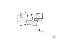 T House,Floor Plan