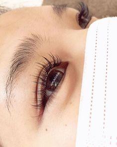 Beauty Makeup, Eye Makeup, Hair Makeup, Hair Beauty, Eyelash Extensions Styles, Minimalist Makeup, Eyes Lips Face, Asian Eyes, Flawless Face