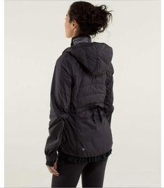 Lululemon spring fling windbreaker jacket , can't wait !