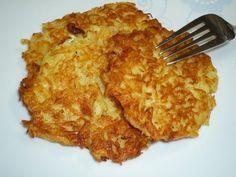 Kartoffelpuffer/Reibekuchen - YouTube Tupper Quick Chef, Veggie Recipes Healthy, Food Videos, Recipe Videos, Kraut, Macaroni And Cheese, Main Dishes, Veggies, Gastronomia