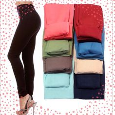 New Plus Size Fleece Leggings Fleece lined leggings in plus size, available in black and brown. Other sizes and colors also available. Price is firm. ❌No Trades/PP❌ Pants Leggings