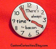 Bacon o'clock