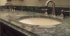 More about Basic Bathroom Counters
