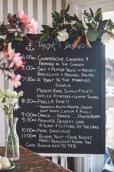 These are the 10 biggest bridal trends in 2016, according to Pinterest: Informal programs In keeping with the easy-going theme of 2016, wedding programs are seeing a shift from formal, printed cards to informal communications. Recycled palettes and chalk boards are just some of the top pins.