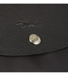 LONGCHAMP - Le Pliage Neo large shopper   Selfridges.com Catio, Large Tote, Longchamp, High Fashion, Tote Bag, Luxury, Leather, Bags, Design
