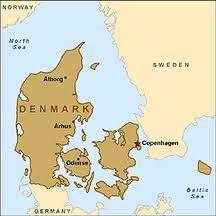 Setting: Denmark.