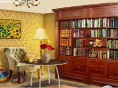 Free Library Room Wallpapers, Library Room Pictures, Library Room Photos, Library Room #10703 1280X1024 wallpaper