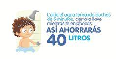 Recomendaciones para el cuidado del agua - sedapal.com.pe