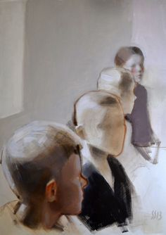 Painting by Silja Selonen//