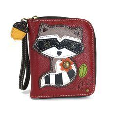 Charming Chala Fat Cat Kitten Purse Wallet Credit Cards Coins Wristlet