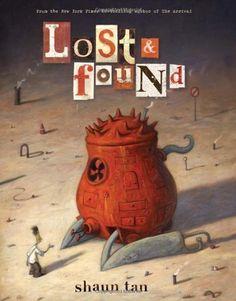 paddysbooks too — Lost n Found volume 3 omnibus