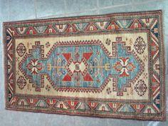 Rare Gabbeh Luribaft Early 1900's Oriental Rug