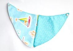 Bib set baby boy newborn bib set shower gift blue by SweetSwaddle