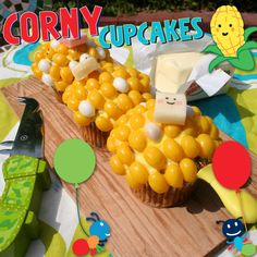 Corny Cupcakes