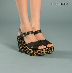 Peperosa collection #wedges #womenshoes