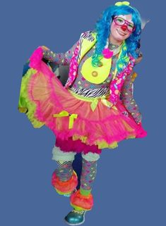 Harajuku, Style, Fashion, Clown Makeup, Clowns, Dressing Rooms, Swag, Moda, Fashion Styles