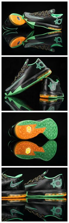 The recently released Nike KD VI is still available at Eastbay! Get this all-new colorway now. #Basketball #Shoes