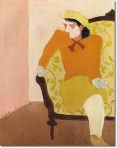 milton avery paintings | Milton Avery - Tirca by Milton Avery | Painting