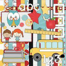 school scrapbook layouts - Google Search