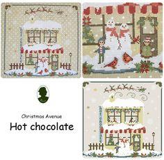 Sara G. - Hot chocolate