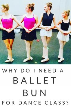 Everyone knows ballerinas wear their hair in a bun; it's such common knowledge that we call it a ballerina bun . But dance teachers are . Ballet Kids, Ballet Class, Dance Class, Ballet Studio, Dance Teacher, Dance Moms, Little Girl Ballerina, Ballerina Bun, Ballet Hairstyles