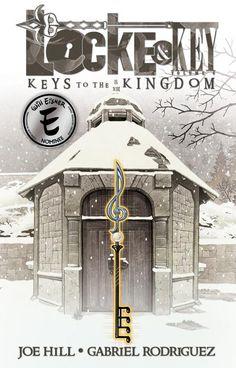Locke & Key Volume 4 By Joe Hill & Gabriel Rodriguez