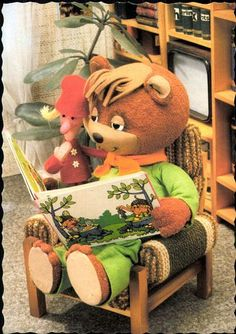 Foky Ottó - TV maci | Képcsarnok | Hungaricana Hungary, My Childhood, Budapest, Puppets, Flow, Cartoons, Fairy, Teddy Bear, Animation